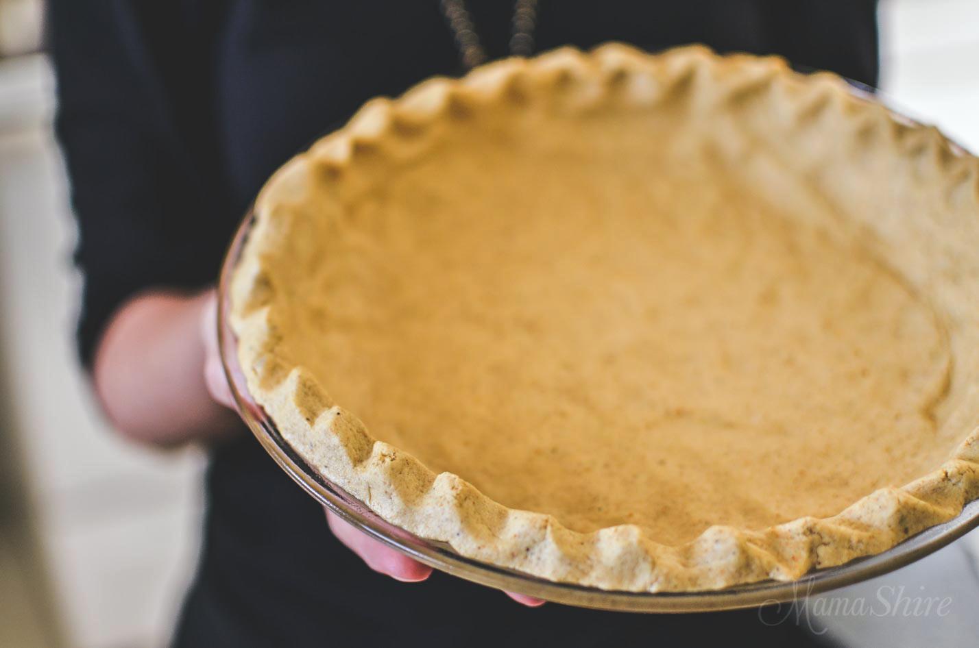 Gluten-Free Pie Crust - MamaShire