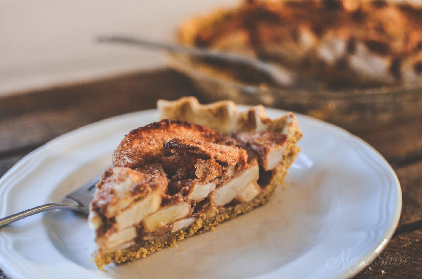 Gluten-Free Apple Pie Recipe - MamaShire