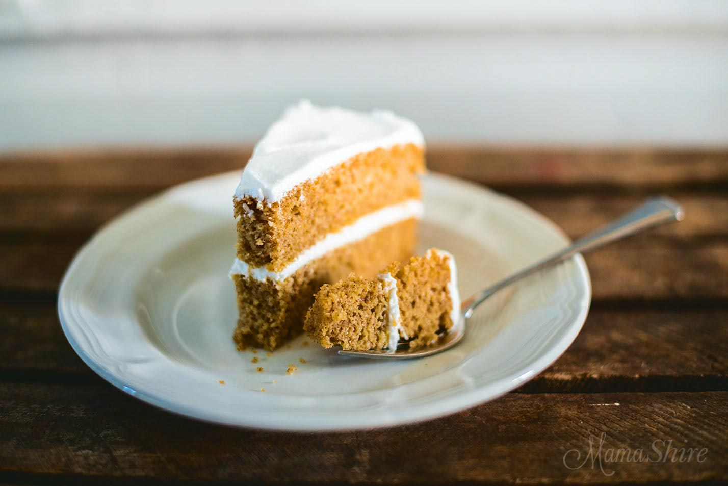 Spice Cake - Gluten-Free Recipe by MamaShire