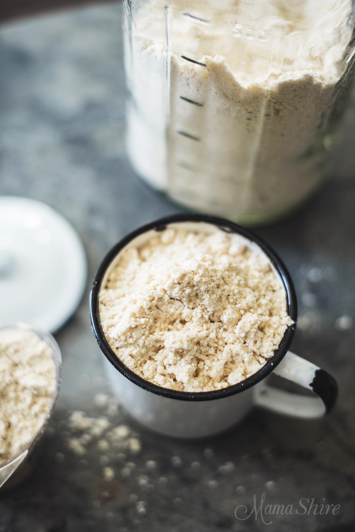 MamaShire's Gluten-Free Baking Blend