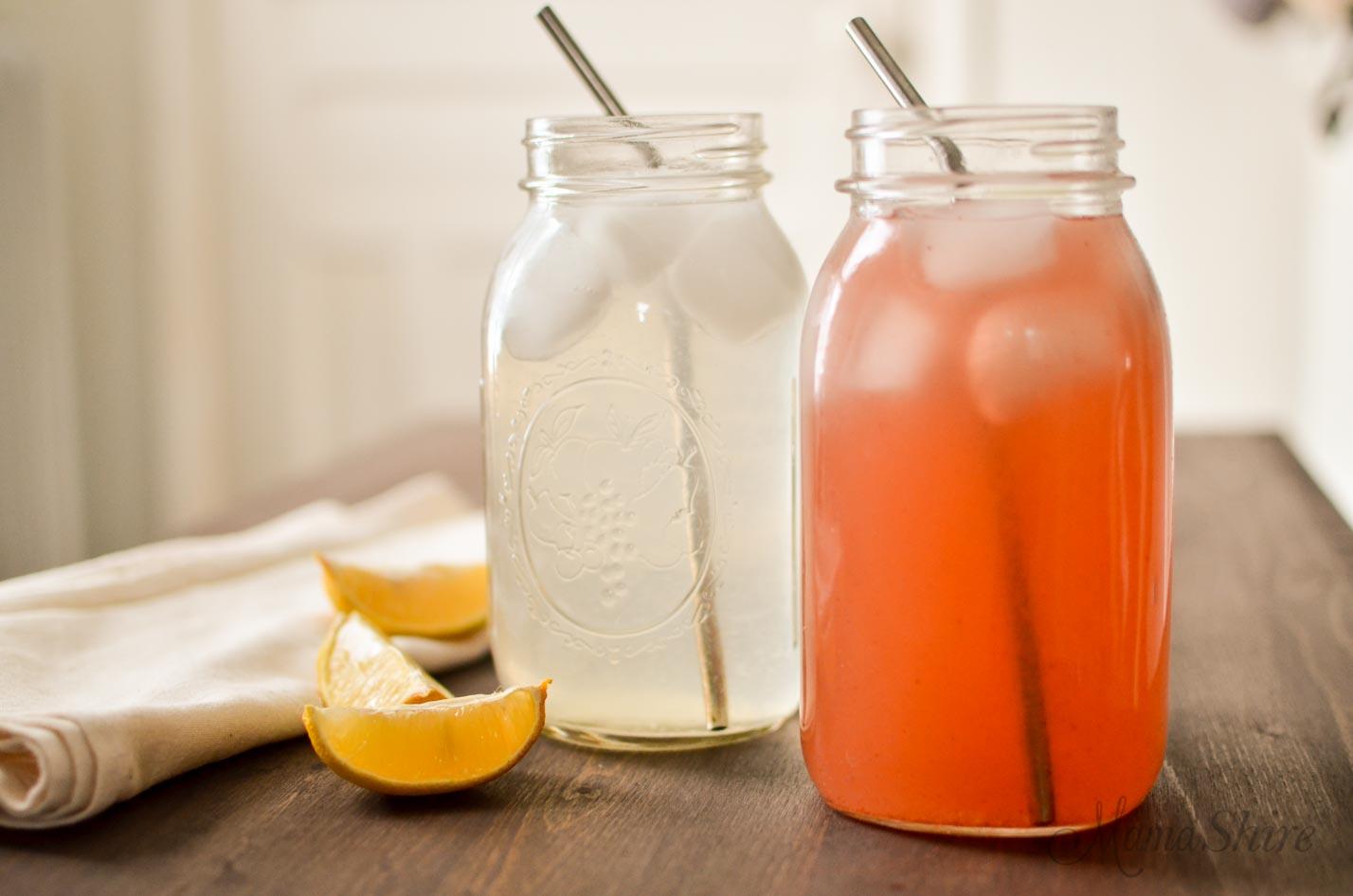 Lemonade Good Girl Moonshine - MamaShire.com