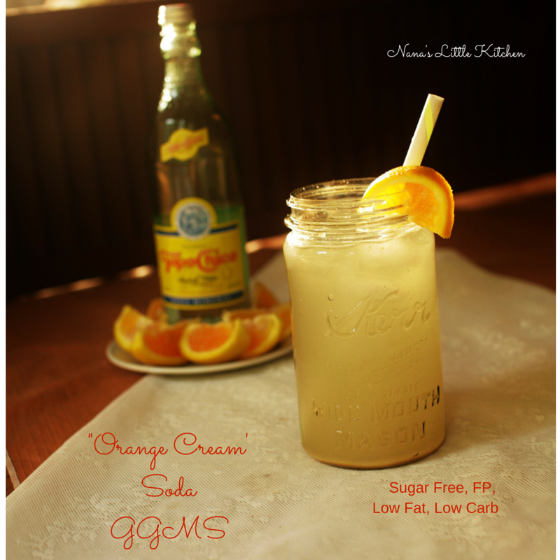 Orange Cream Soda GGMS