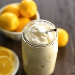 Frosted Lemonade-Dairy-Free-Sugar-Free-Mamashire.com