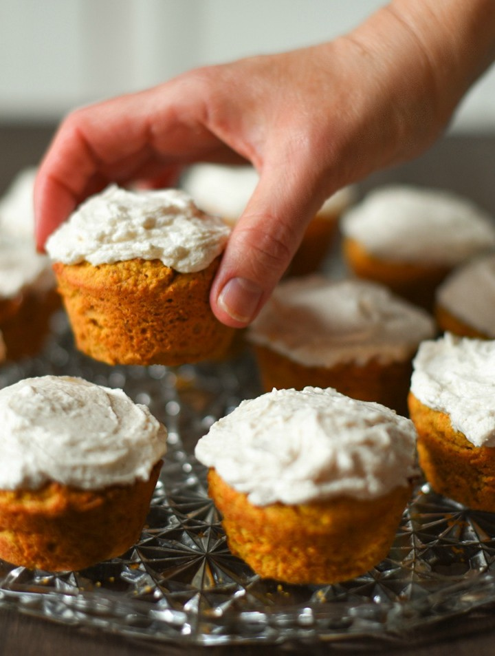 Gluten-Free Dairy-Free Carrot Cake-MamaShire.com
