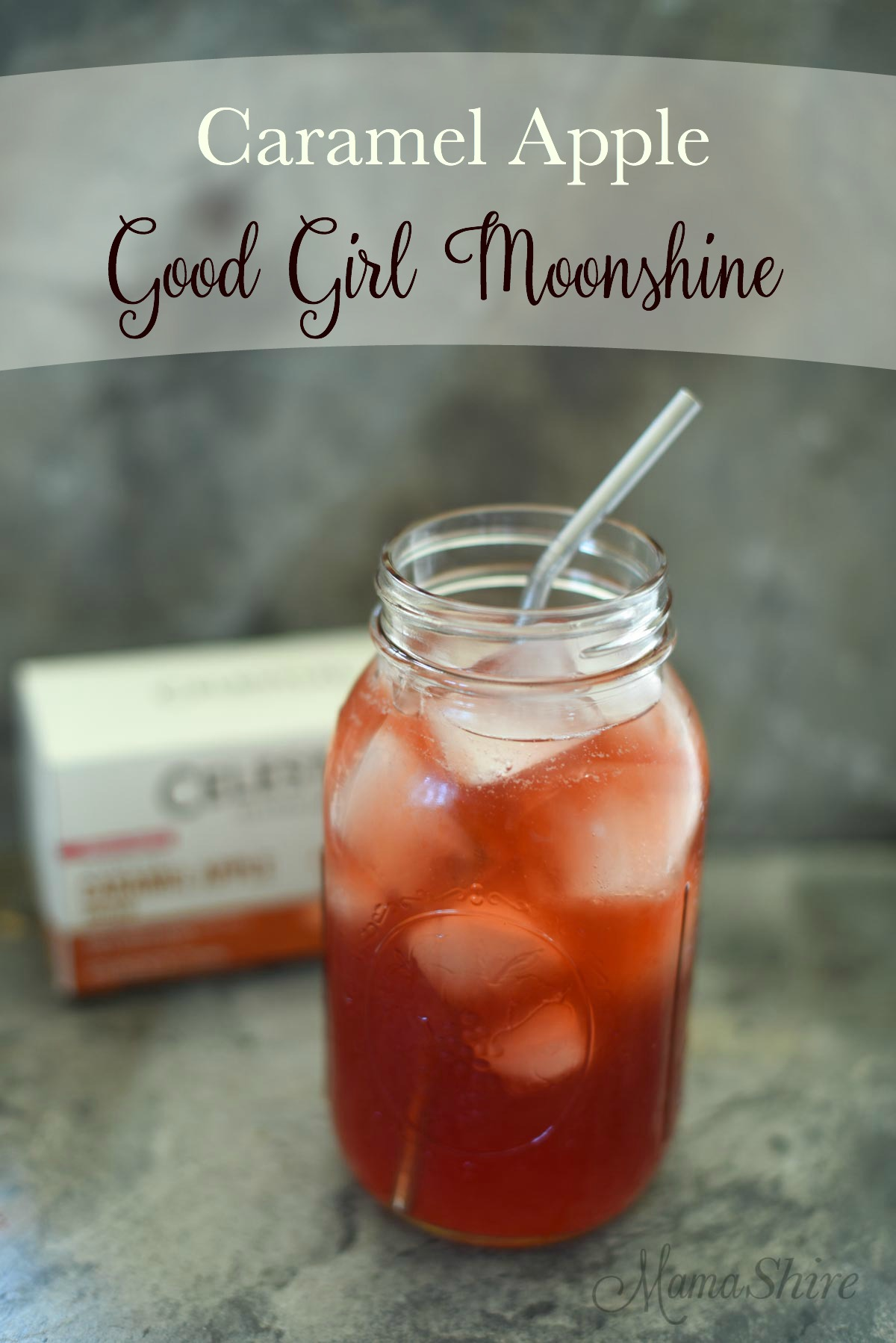 Caramel Apple Good Girl Moonshine