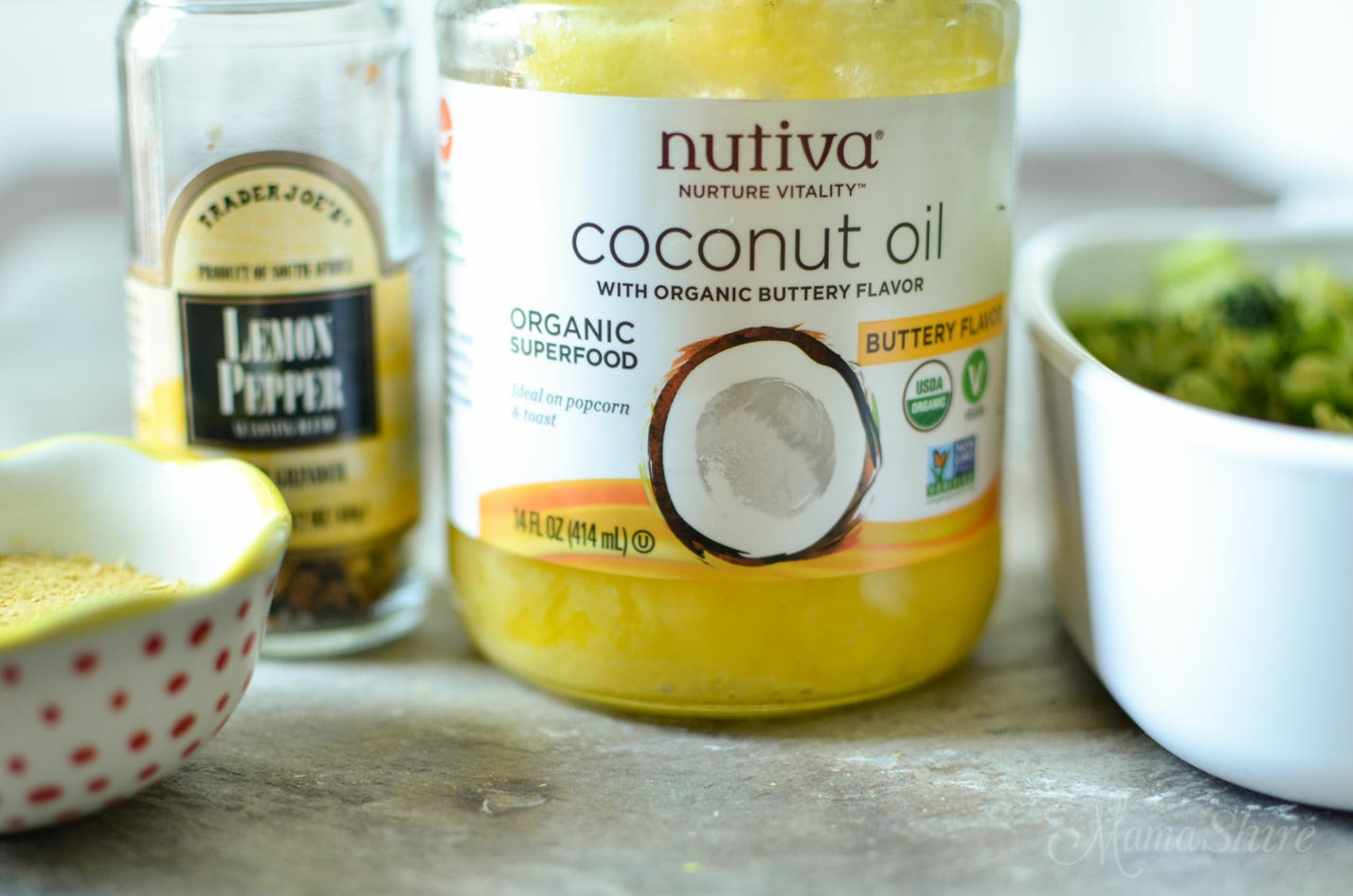 Nutiva Coconut Oil Butter Flavor