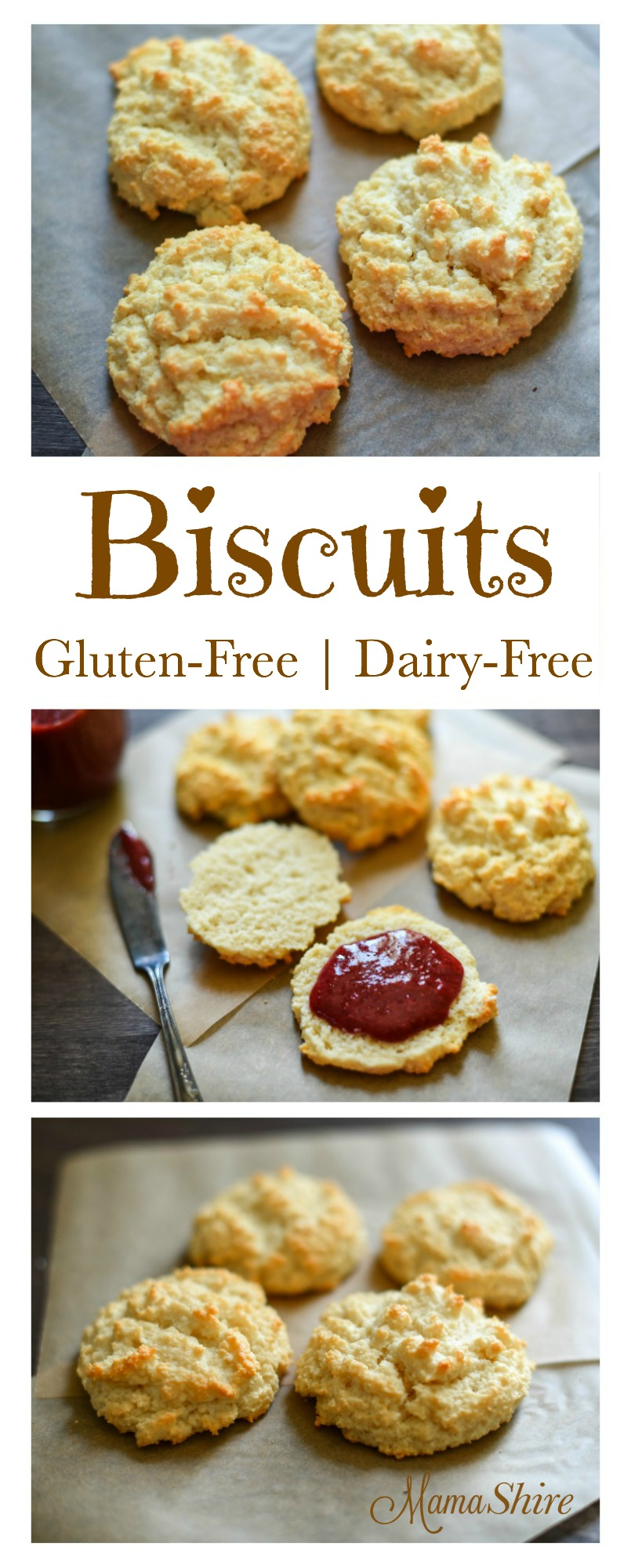 Easy Homemade Gluten-Free, Low-Carb Biscuits