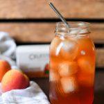 Peach Good Girl Moonshine - Dairy-Free, Sugar-Free
