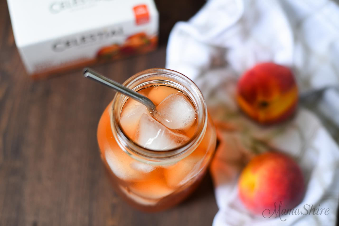 Peach Good Girl Moonshine - Sugar-free, Low-carb