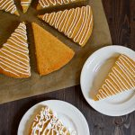 Snickerdoodles Scones - Grain-free, Dairy-free, Sugar-free, Low-carb, THM-S