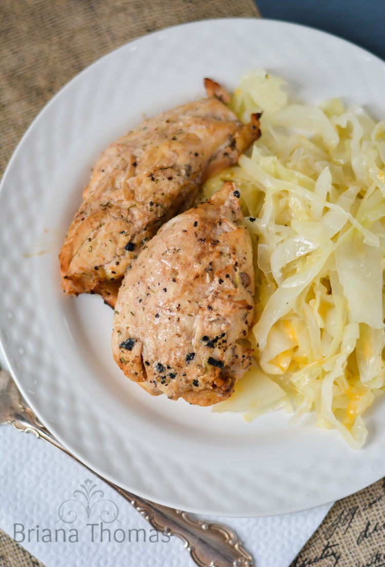 Easy Basic Marinade Dairy-Free and Gluten-Free THM Dinners