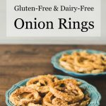 Air Fryer Gluten Free Onion Rings