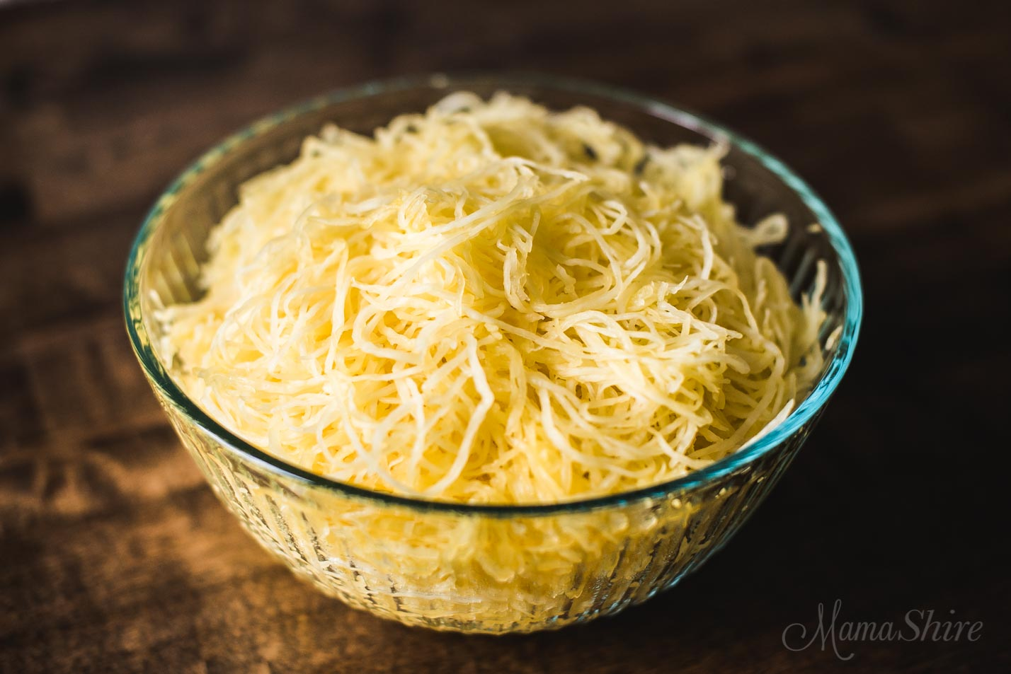 How to Cut and Cook a Spaghetti Squash