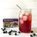 Blueberry Good Girl Moonshine - Sugar-free, Low-carb, THM all-day sipper