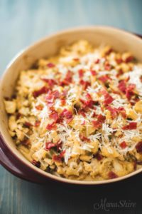 Spicy Bacon Chicken Casserole