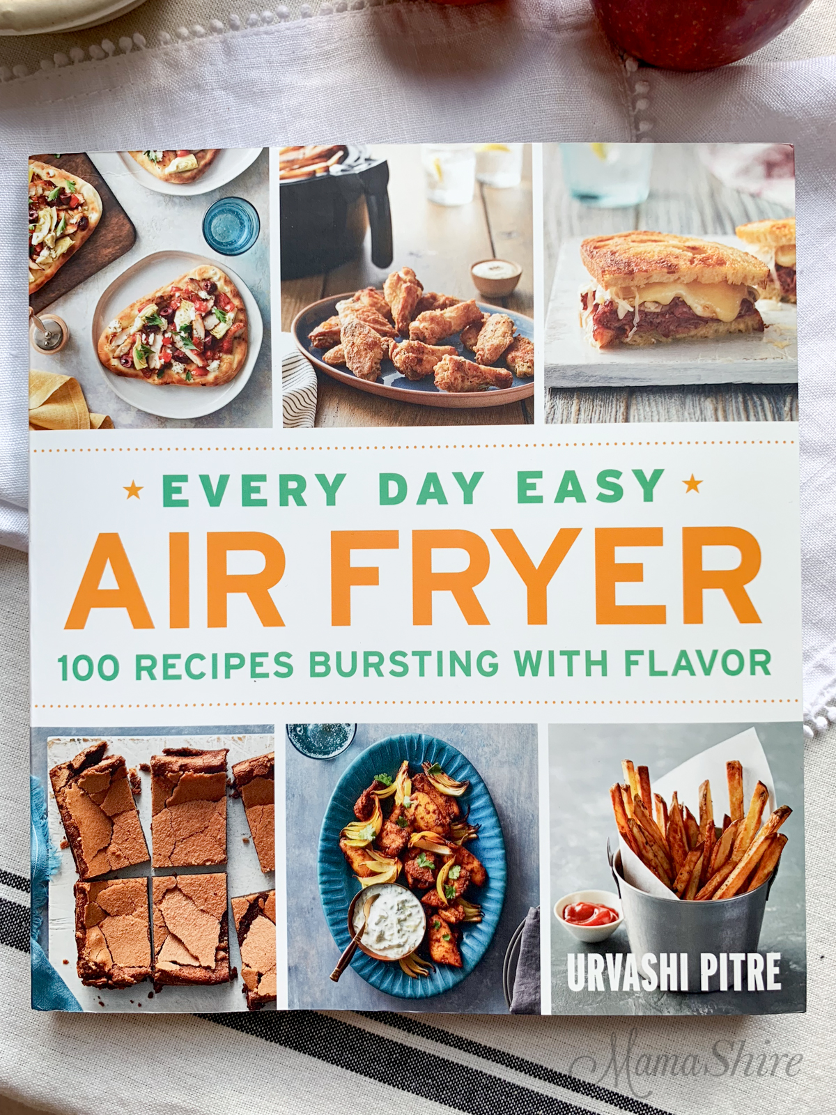 Every Day Easy Air Fryer by Urvashi Pitre