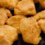 Gluten-free air fryer chicken nuggets