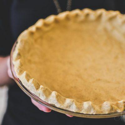 Gluten-Free Pie Crust (Dairy & Nut-Free)