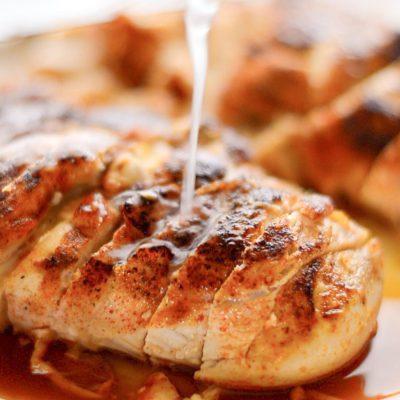Juicy Baked Chicken Breasts (Gluten-Free)