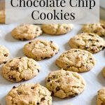Delicious gluten-free chocolate chip cookies