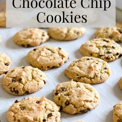 The Best Gluten-Free Chocolate Chip Cookies (Dairy-Free)