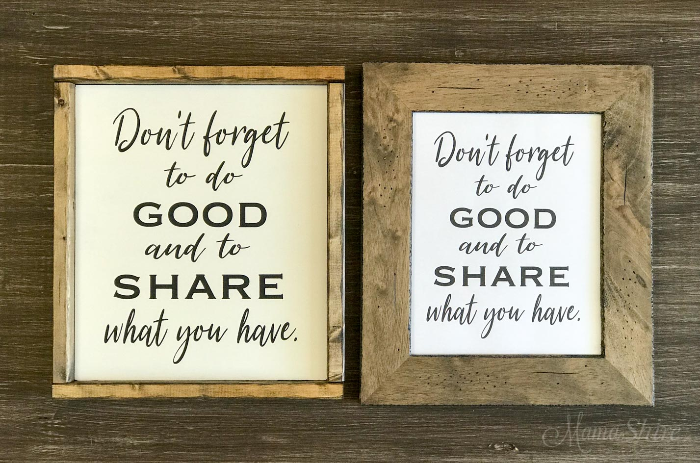Free Bible Verse SVG & printable for Don't forget to do good.