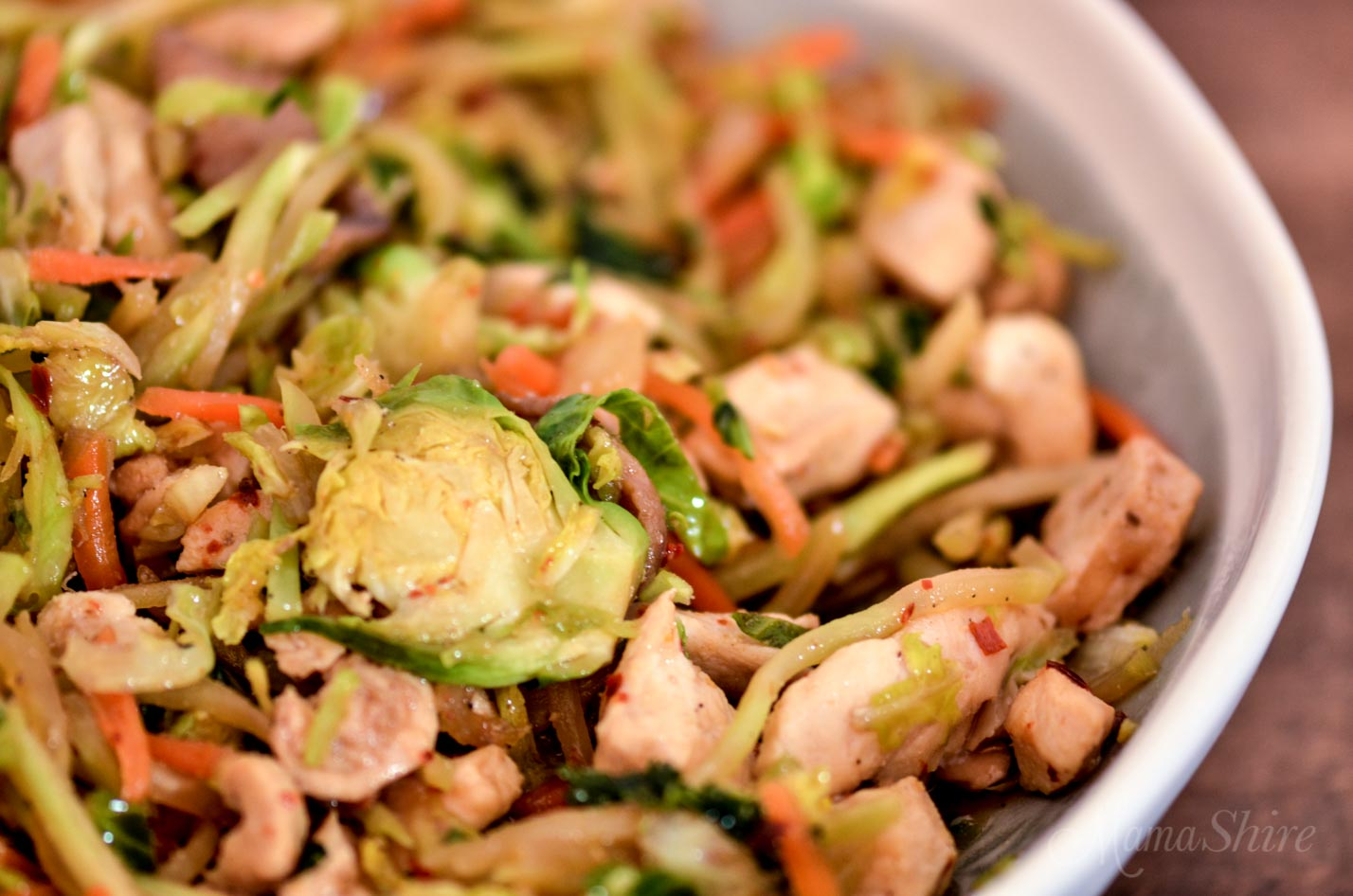 Easy Chicken Stir Fry - Gluten-free