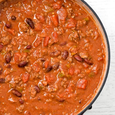 How to Make Easy Gluten-Free Chili