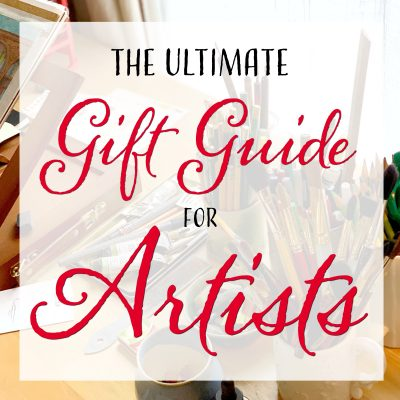 The Ultimate Gift Guide for Artists