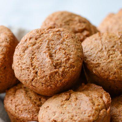 Gluten-Free Applesauce Muffins Recipe (Dairy-Free)