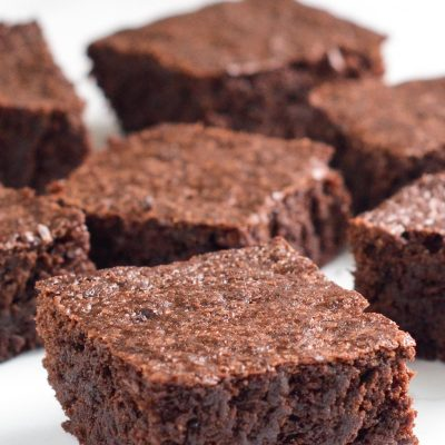 Best Gluten-Free Brownies (Dairy-Free)