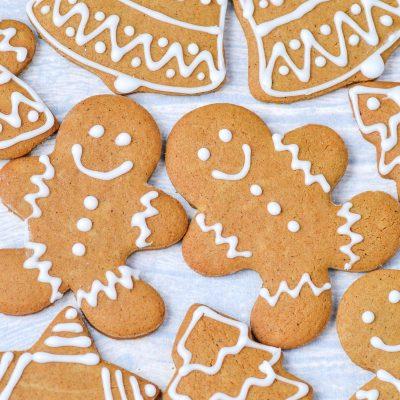 My Favorite Gluten-Free Gingerbread Cookies (Dairy-Free)