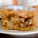 Honey Bun Cake (gluten-free and dairy-free)