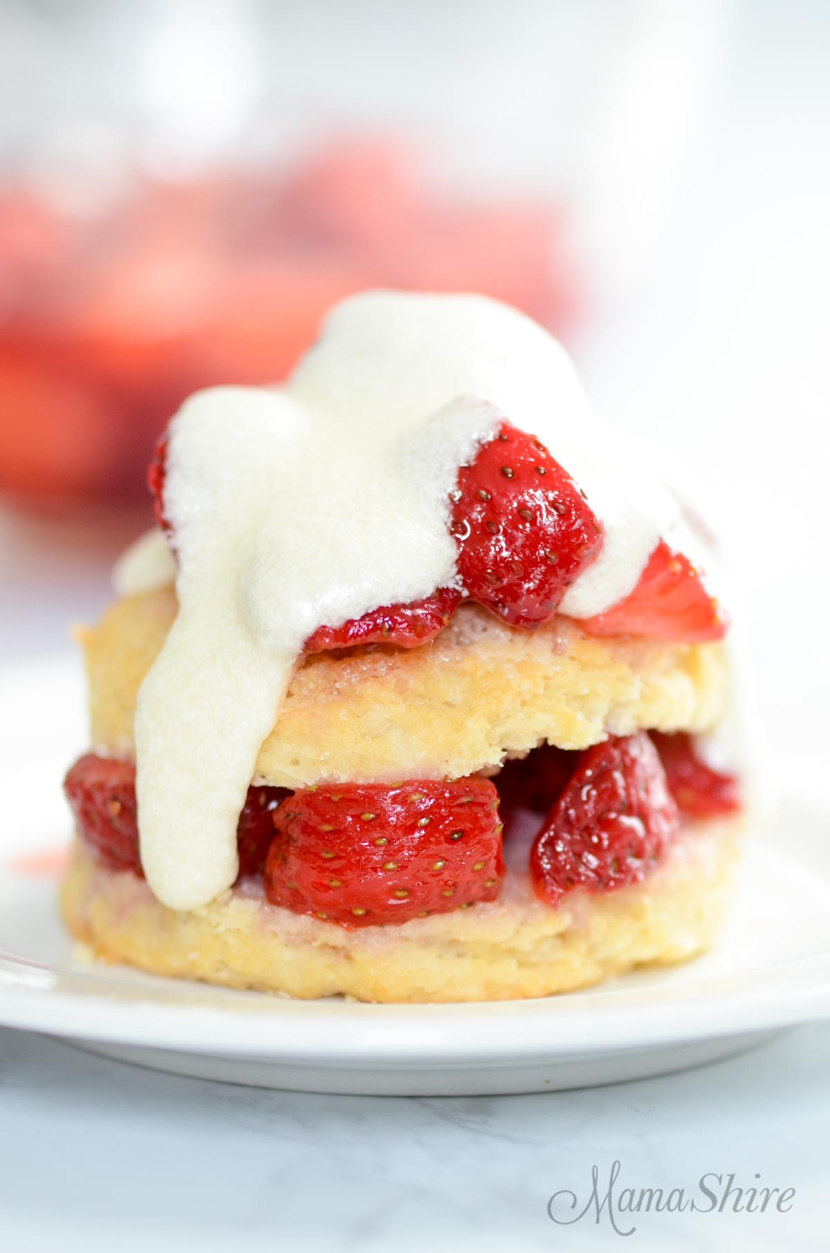 Strawberry Shortcake that part of my 15+ Gluten-Free Mother's Day Recipes.