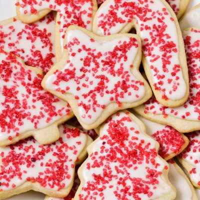 My Favorite Gluten-Free Vanilla Sugar Cookies (Dairy-Free)
