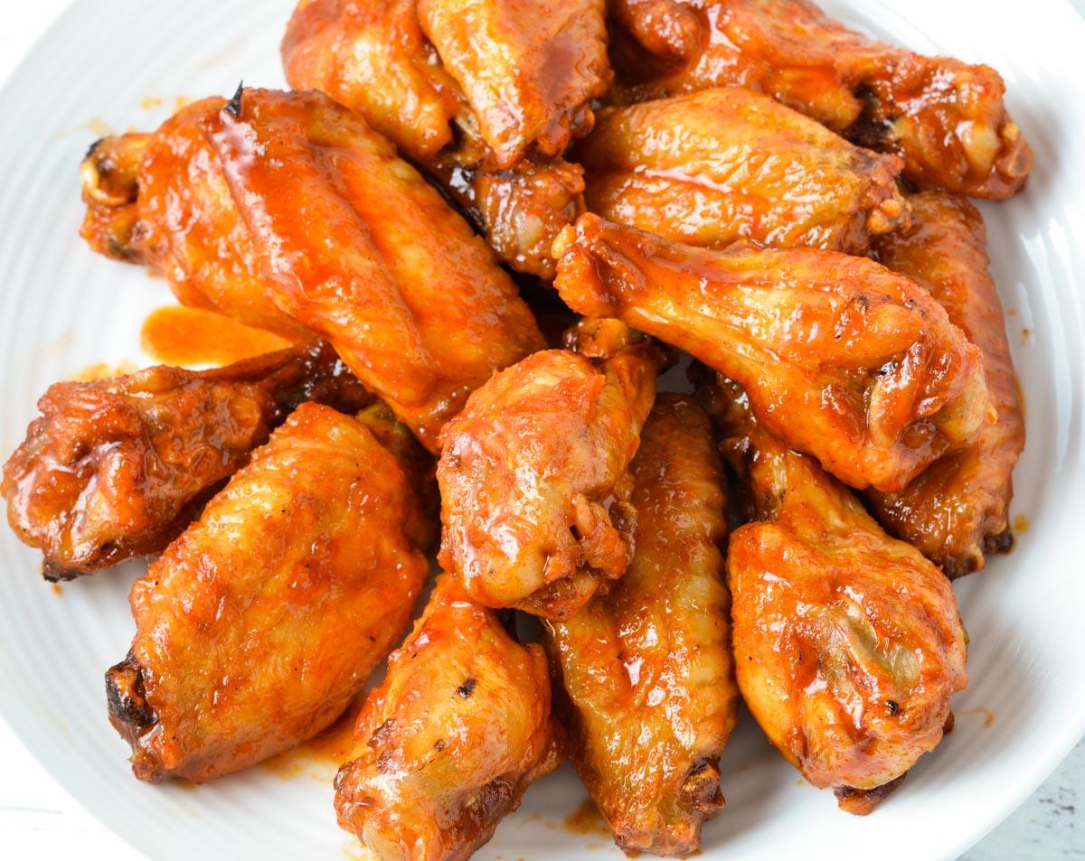 How To Make Korean Air Fryer Chicken Wings Gluten Free Mamashire