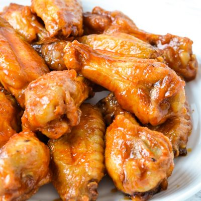 How to Make Korean Air Fryer Chicken Wings (Gluten-Free)
