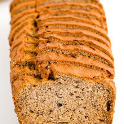 Moist Gluten-Free Banana Bread Recipe (Dairy-Free)