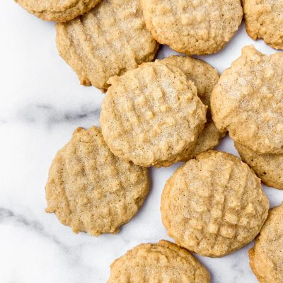 Old-Fashioned Gluten-Free Peanut Butter Cookies Recipe